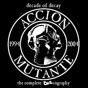 Image for 'Decade Of Decay - The Complete DIScography'