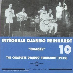 "Image for 'Intergrale Django Reinhardt ""Nuages"", Volume 10 (disc 1)'"