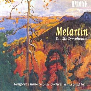 Image for 'Melartin, E.: Symphonies Nos. 1-6'