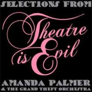 Image for 'Theatre is Evil Sampler'