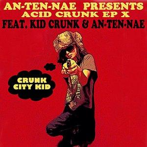 Image pour 'Acid Crunk EP X'