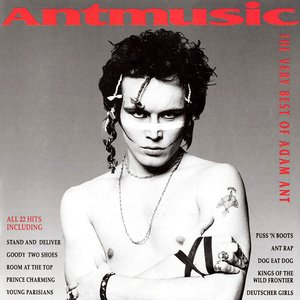 Image for 'Antmusic: The Very Best of Adam Ant'