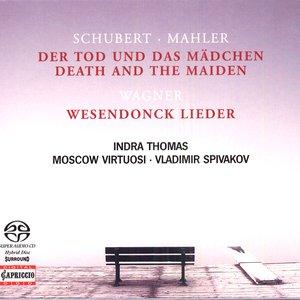 Bild för 'Mahler, G.: Death and the Maiden / Wagner, R.: Wesendonck-Lieder'