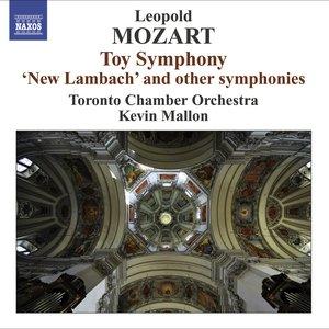 "Image for 'Mozart, L.: Toy Symphony / Symphony in G Major, ""Neue Lambacher"" / Symphonies, Eisen G8, D15, A1'"