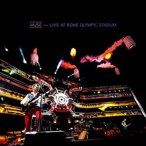 Immagine per 'Live At Rome Olympic Stadium'