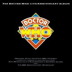 Image for 'The Doctor Who 25th Anniversary Album'