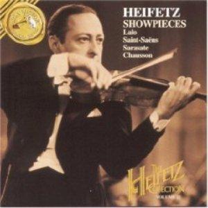 Image for 'Jascha Heifetz; William Steinberg: Rca Victor Symphony Orchestra'