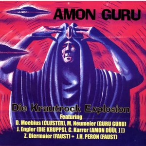 Image for 'Amon Guru'