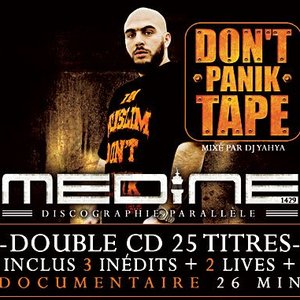 Image for 'Don't Panik Tape'