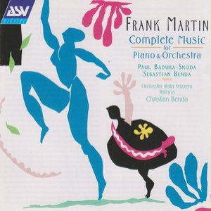 Image for 'Frank Martin: Music for Piano & Orchestra'