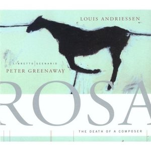 Image for 'Rosa, the death of a composer'