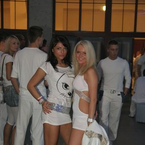 Image for 'Sensation White 2006'