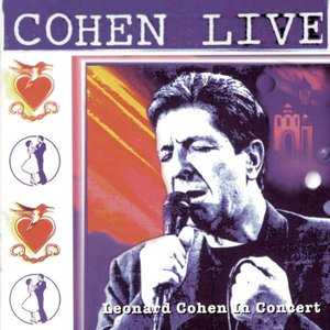 Image for 'Cohen Live'