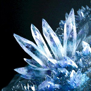 Image for 'crystallized'