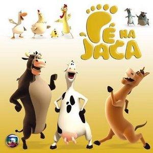 Image for 'Pé Na Jaca'