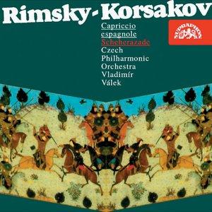 Image for 'Rimsky-Korsakov: Capriccio espagnol & Sheherezade'