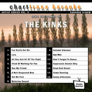 Image for 'Artist Series Vol. 9 - Sing The Songs Of The Kinks'