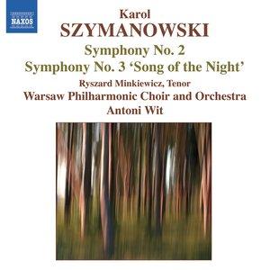 Image for 'Szymanowski: Symphonies Nos. 2 and 3'
