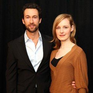 Image for 'Aaron Lazar & Erin Davie'