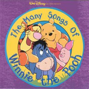 Image for 'The Many Songs Of Winnie the Pooh'