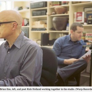 Immagine per 'Brian Eno And The Words Of Rick Holland'