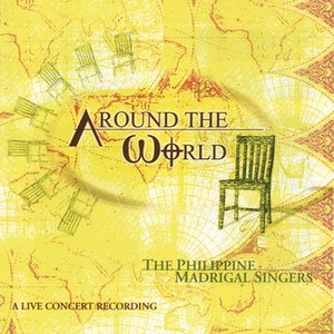 Image for 'The Philippine Madrigal Singers: Around The World - A Live Concert Recording'
