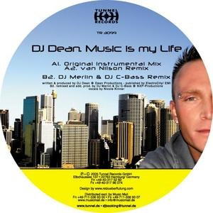 Image for 'Music Is My Life (DJ Merlin & DJ C-Bass Remix)'