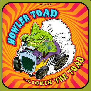 Image for 'Lickin' the toad'