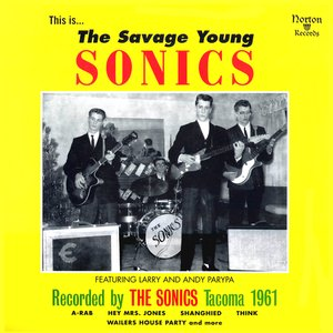 Image for 'The Savage Young Sonics'