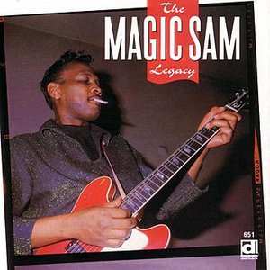 Image for 'The Magic Sam Legacy'