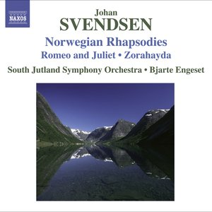 Image for 'Norwegian Rhapsody No. 3, Op. 21'