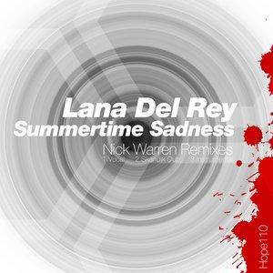 Image for 'Summertime Sadness (Nick Warren Remixes) - Single'