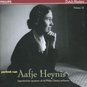 Image for 'Portret Van Aafje Heynis'
