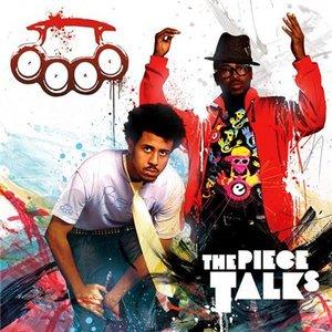 """The Piece Talks""的封面"