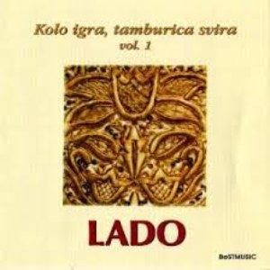 Image pour 'KOLO IGRA, TAMBURICA SVIRA VOL. 1'