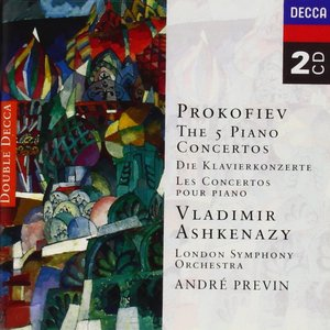 Image for 'Piano Concerto No. 2 in G minor, Op. 16: I. Andantino'