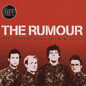 Image pour 'Not So Much A Rumour, More A Way Of Life'