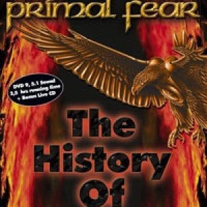 Image for 'The History Of Fear'