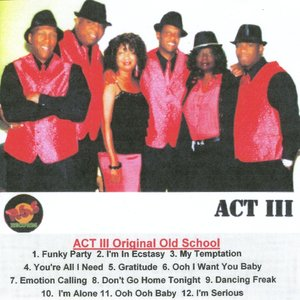 Image for 'Act III Original Old School'