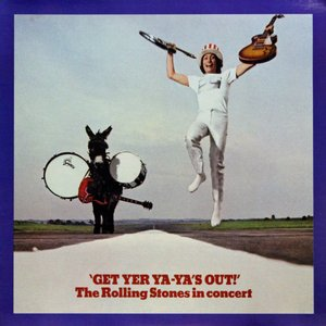 Image for 'Get Yer Ya-Ya's Out! The Rolling Stones In Concert'
