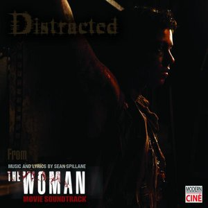 """Image for 'Distracted (""""The Woman"""" Original Motion Picture Soundtrack)'"""