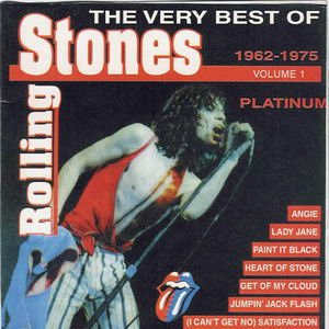 Image for 'The Very Best of the Rolling Stones 1962-1975'