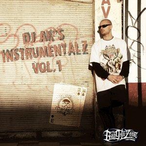 Image for 'Dj AK's Instrumentalz Vol.1'