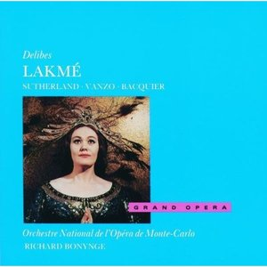 """Delibes: Lakmé""的封面"