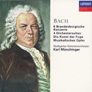 Image for 'Bach, J.S.: Orchestral Works'