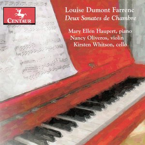 Image for 'Farrenc: Deux Sonates de Chambre'