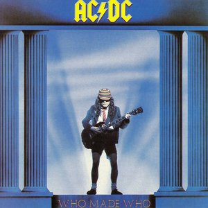 Image for 'Who Made Who'