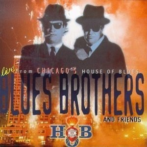 Image for 'Blues Brothers and Friends'