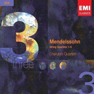 Image for 'Mendelssohn: String Quartets 1-6'