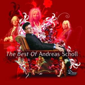 Bild für 'The Best of Andreas Scholl'